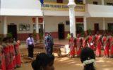 சாரண சாரணியர் பயிற்சி முகாம்